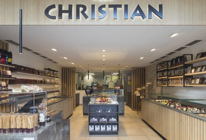 Christian Chocolaterie winkel